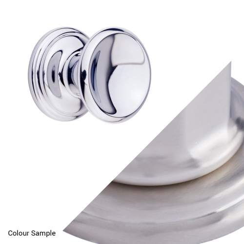 Perrin & Rowe 6091 Small Concave Furniture Drawer Handle