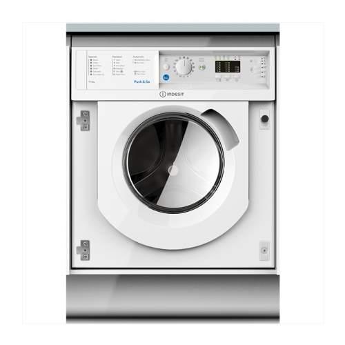 Indesit BIWDIL7125UK 7+5kg 1200rpm Integrated Washer Dryer