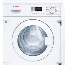 Integrated Wahser Dryers