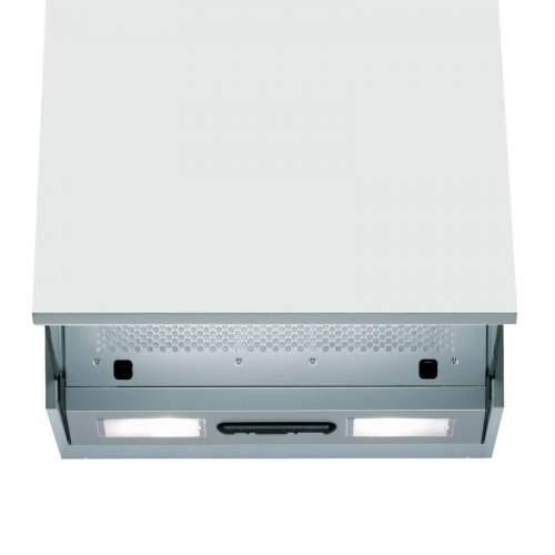 Indesit IAEINT66LSGR 60cm Grey Integrated Cooker Hood