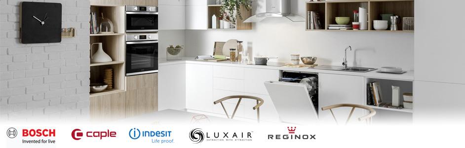 Kicthen appliances at sinks-taps.com