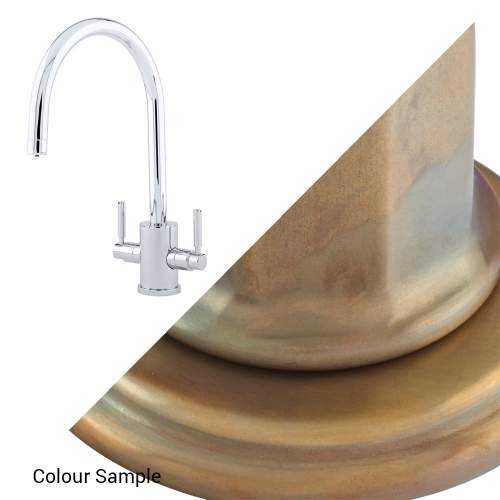 Perrin and Rowe ORBIQ 4212 Kitchen Tap with C Spout
