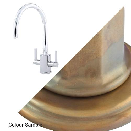Perrin and Rowe RUBIQ 4208 C Spout Kitchen Tap
