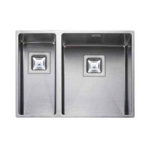 Rangemaster Atlantic Kube 3418 1.5 Bowl Sink