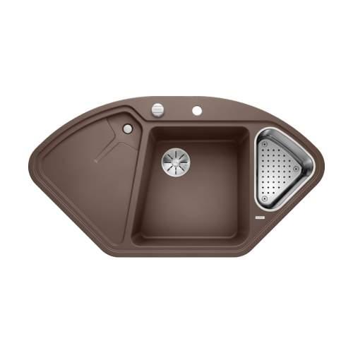 Blanco DELTA II Silgranit® PuraDur II® Inset Kitchen Sink
