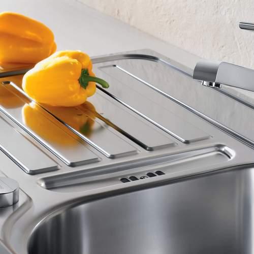 Blanco LANTOS 45 S-IF Single Bowl Inset Kitchen Sink