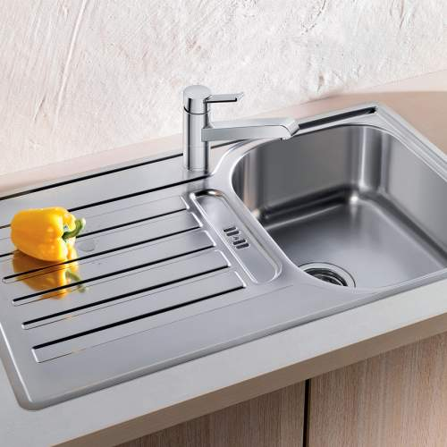 Blanco LANTOS 45 S-IF Single Bowl Inset Kitchen Sink