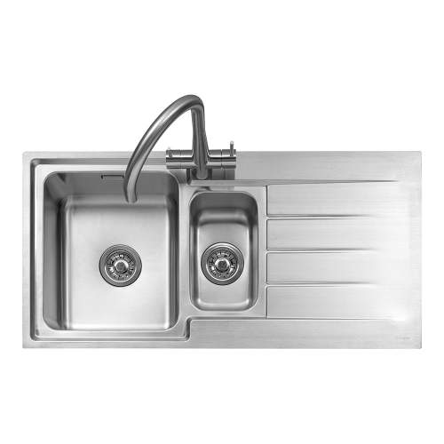 Caple Rello 150 1.5 Bowl Inset Kitchen Sink
