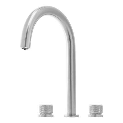 Caple Joya 3 in 1 3 Part Steaming Hot Water Tap in Stainless Steel