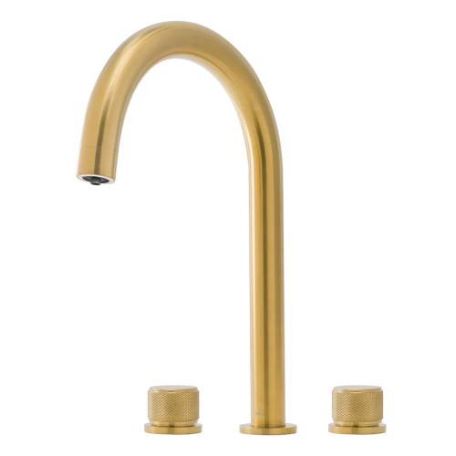 Caple Joya 3 in 1 3 Part Steaming Hot Water Tap in Gold