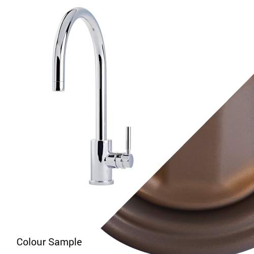 Perrin and Rowe Juliet 4912 Sink Mixer with C-Spout