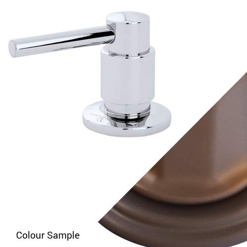 Perrin and Rowe 6395 Orbiq Deck Mounted Soap Dispenser