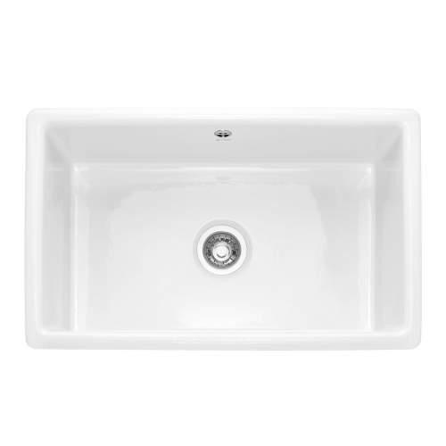 Caple CHESHIRE 760 Ceramic Kitchen Sink