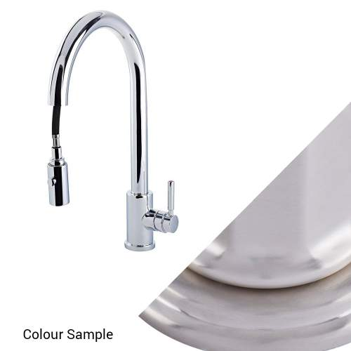Perrin and Rowe 4044 Juliet Single Lever Mixer with Pull-Down Rinse