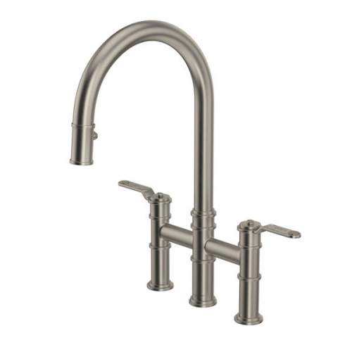Perrin and Rowe Armstrong 4549HT Bridge Tap with Pull Down Rinse