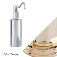 Perrin and Rowe 6973 Traditional Wall Mounted Soap Dispenser