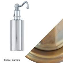 Perrin and Rowe 6673 Country Wall Mounted Soap Dispenser