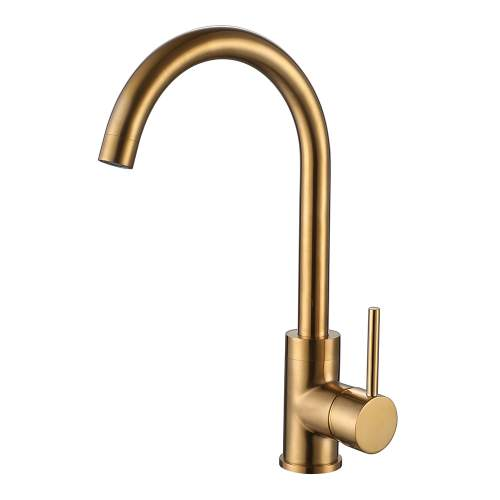 Reginox Kalix Single Lever Kitchen Tap​ - Sinks-Taps.com