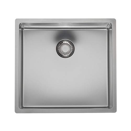 Reginox New Jersey 40x37 Reduced Depth Single Bowl Sink