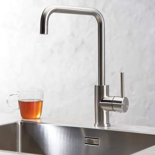 Reginox New Jersey 50x37 Reduced Depth Single Bowl Sink