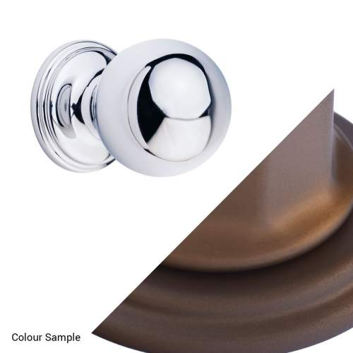 Perrin & Rowe 6061 Small Rounded Furniture Drawer Handle (Single)