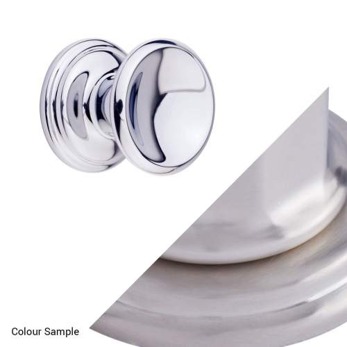 Perrin & Rowe 6091 Small Concave Furniture Drawer Handle (Single)