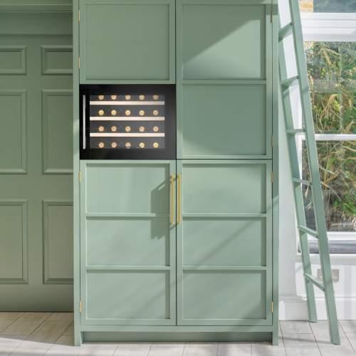 Caple Sense WC6411 In-Column Single Zone Wine Cabinet