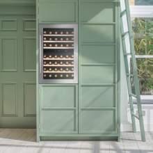 Caple Classic WC6511 In-Column Dual Zone Wine Cabinet