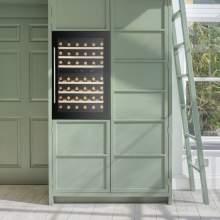 Caple Classic WC6521 In-Column Dual Zone Wine Cabinet