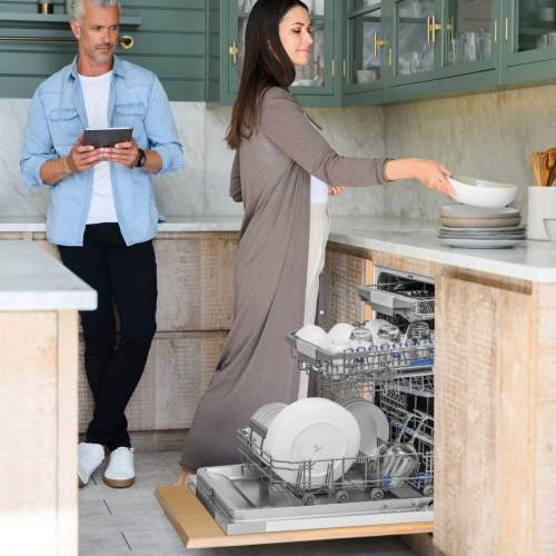 Caple DI653 Fully Integrated Dishwasher