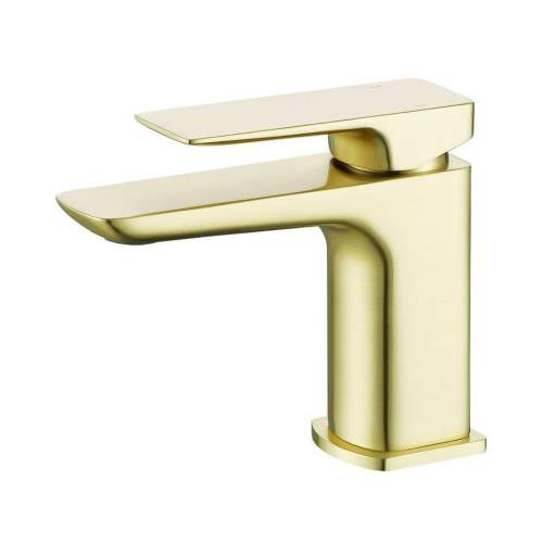 Bathrooms to Love Finissimo Brushed Brass Cloakroom Basin Tap