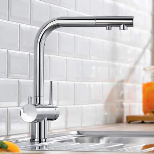 Blanco FONTAS II Water Filter Kitchen Tap