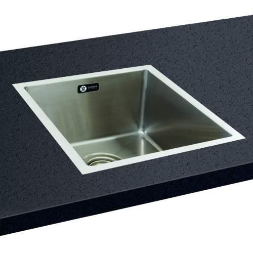 Carron Phoenix Deca 100 Undermount Single Bowl Kitchen Sink