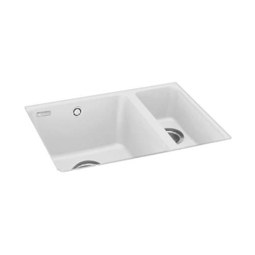 Carron Phoenix Fiji 150-16 Undermount 1.5 Bowl Granite Sink