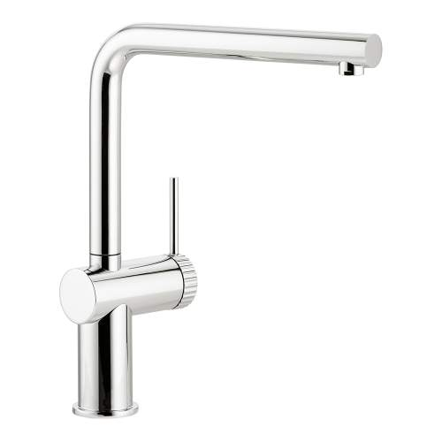 Abode Fraction Single Lever Kitchen Tap in Chrome AT2152
