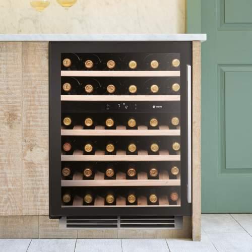 Caple Sense Wi6136 Undercounter Dual Zone Wine Cabinet