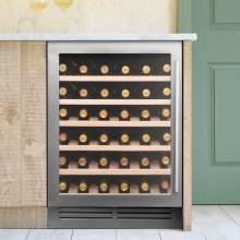 Caple Classic Wi6142 Undercounter Single Zone Wine Cabinet