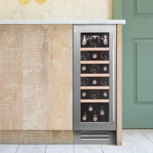 Caple Classic Wi3125 Undercounter Single Zone Wine Cabinet