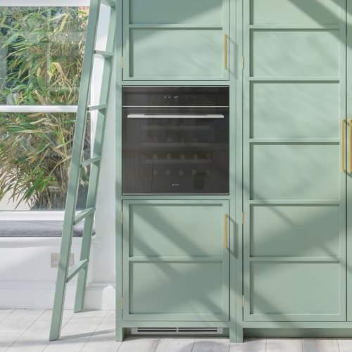 Caple Sense WC6100 In-Column Single Zone Wine Cabinet