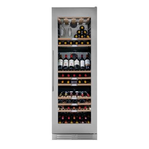 Caple Classic WF1550 Freestanding Triple Zone Wine Cabinet