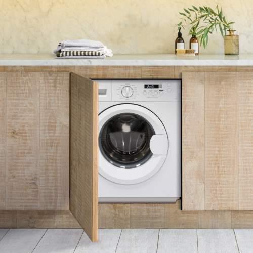 Caple WMi3006 8kg Electronic Washing Machine