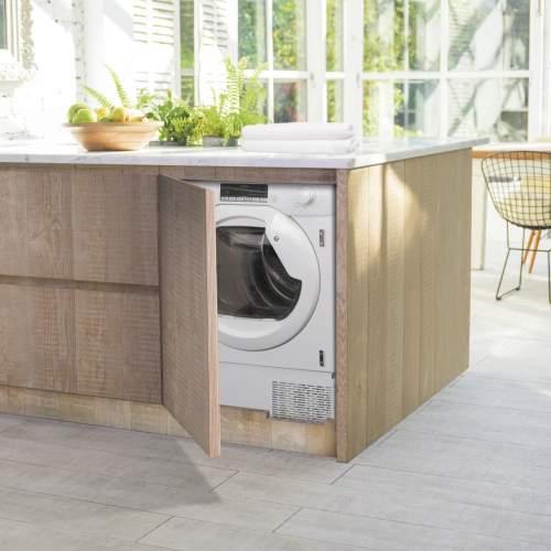 Caple TDi4000 Fully Integrated Heat Pump Tumble Dryer