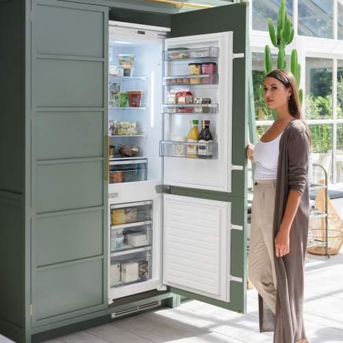 Caple Ri7306 70-30 In-Column Frost Free Fridge Freezer