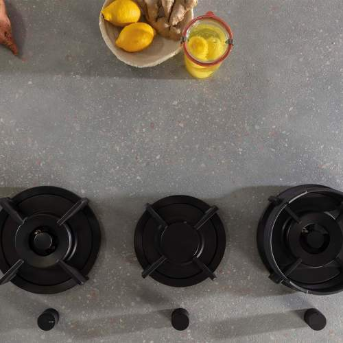 Novy Gas Pro CUSIN  3 PITT Individual Gas Hobs