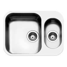 Smeg Alba UM3416-1 Undermount 1.5 Bowl Kitchen Sink