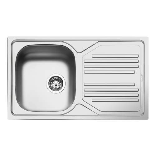 Smeg Omni LYP861FR2 Reversible 1.0 Bowl Kitchen Sink with Drainer