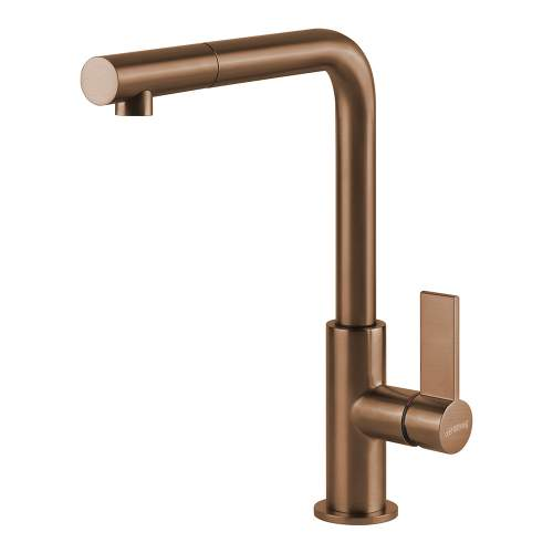Smeg MD22 Single Lever Pull Out Hose Kitchen Tap