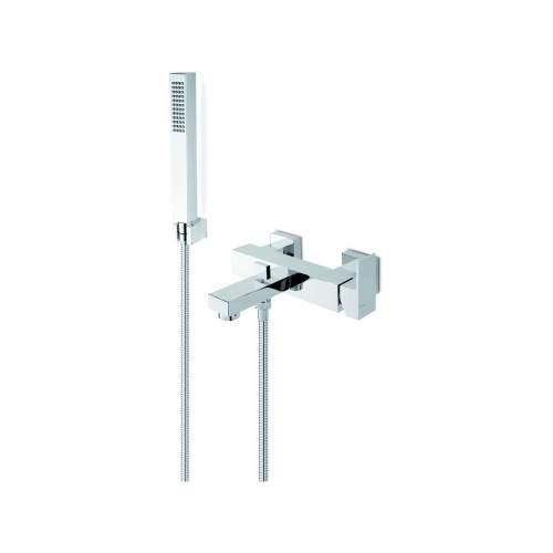 Vema Tamesis Wall Mounted Bath/Shower Mixer