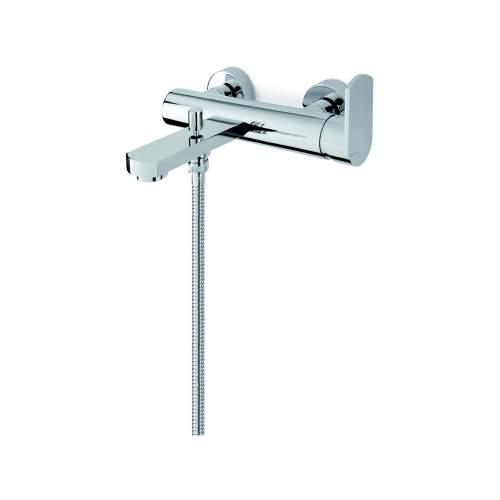 Vema Plavis Wall Mounted Bath Shower Mixer