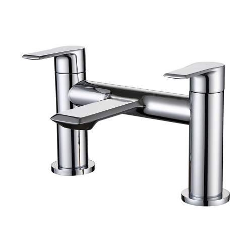 Bathrooms to Love Aquado Chrome Bath Filler